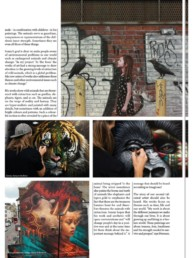 Imagicasa Magazine Street Art Feature with Sonny