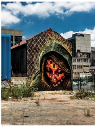 Forbes Magazine Feature on Sonny and his street art